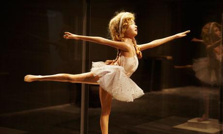 Tiny dancer … Rosemarie Trockel's Untitled (Ballerina) (1950-60).