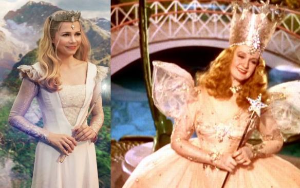 Fine, I guess the original Glinda is kind of fug too