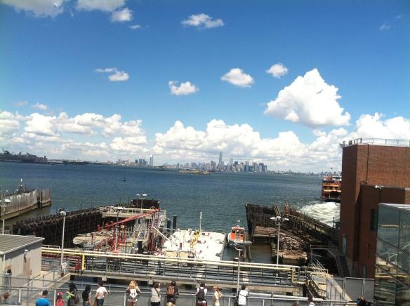 Daytripping in Staten Island, duh