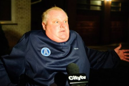 Def. Rob Ford's fault