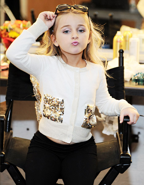 Toddlers & Tiaras Star Isabella Barrett Is a Millionaire at Age 6 - Us Weekly